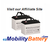 Wheelchair Batteries