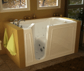 Walk-In Tubs / Spa's